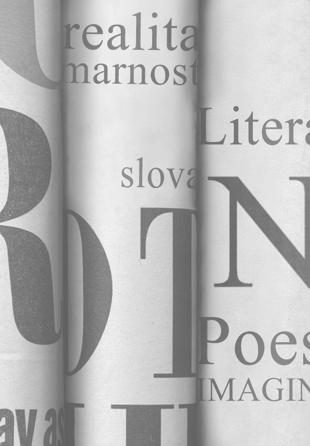 LITERATURA A PUBLICISTIKA